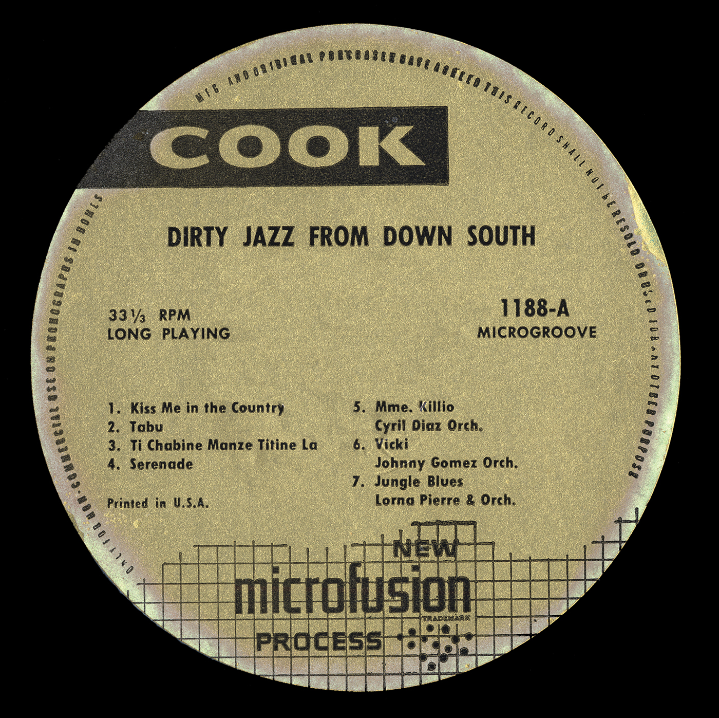 Dirty Jazz From Down South | Smithsonian Folkways Recordings