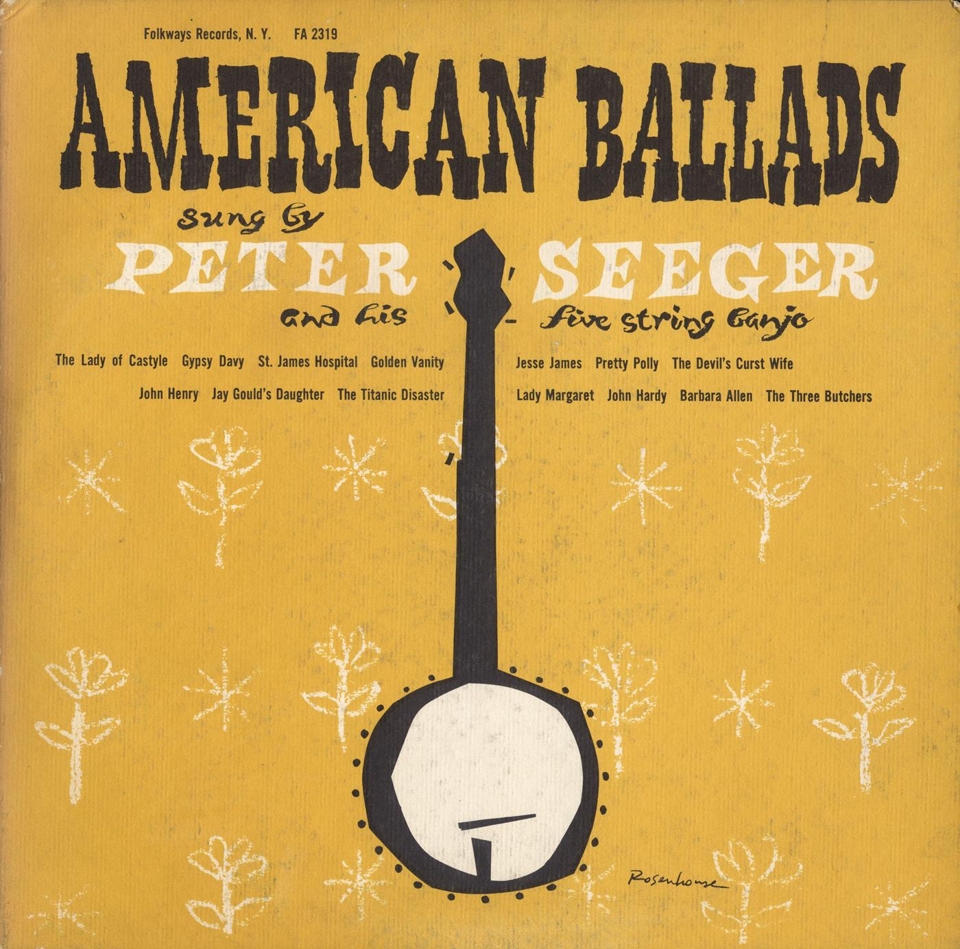 American Ballads   Smithsonian Folkways Recordings