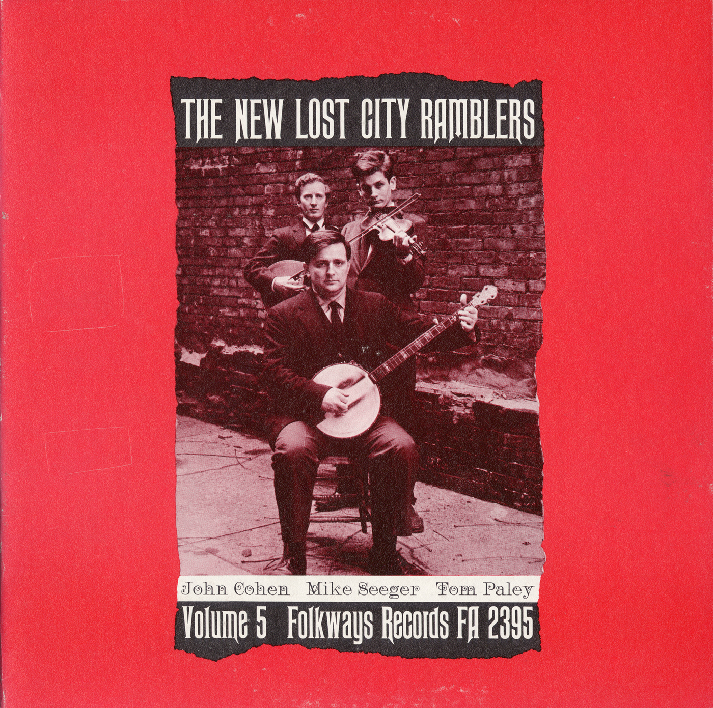 New Lost City Ramblers Volume 5 Smithsonian Folkways