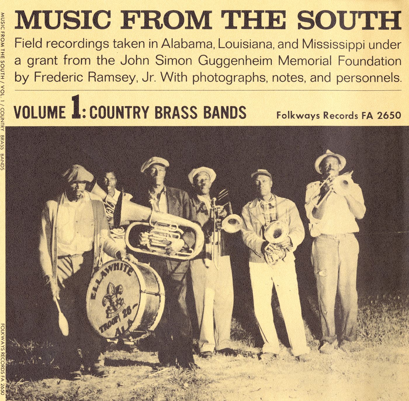South Africa Man Bands: Music From The South, Vol. 1: Country Brass Bands