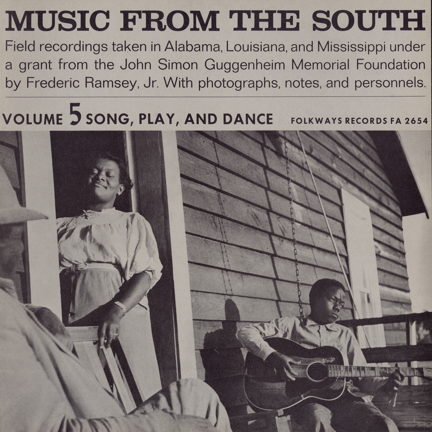 Music From The South Vol 5 Song Play And Dance Smithsonian Dress Putih Renda A30554 Folkways Recordings