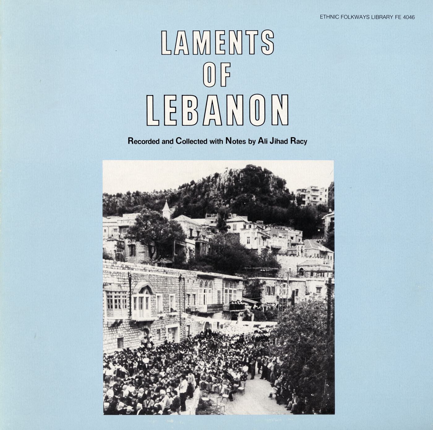 Laments of Lebanon - Funeral Laments of Lebanon | Smithsonian