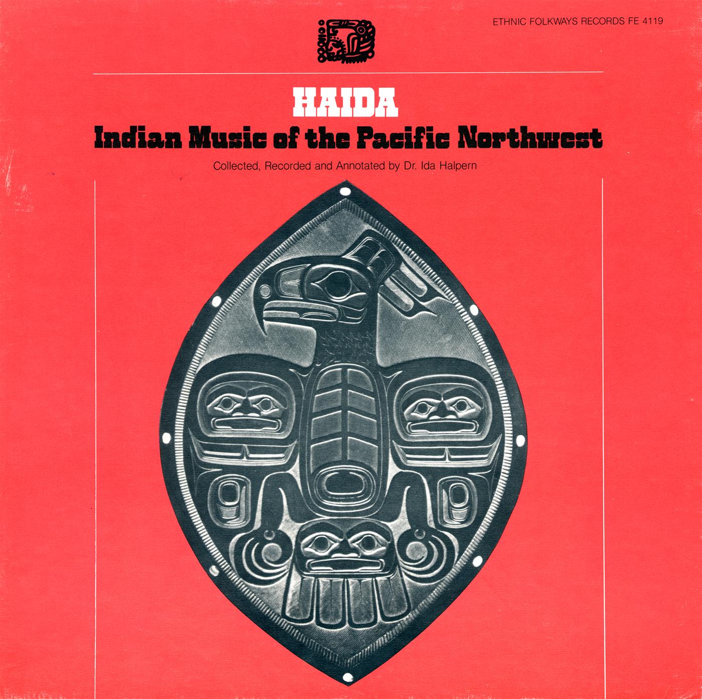 Haida: Indian Music of the Pacific Northwest