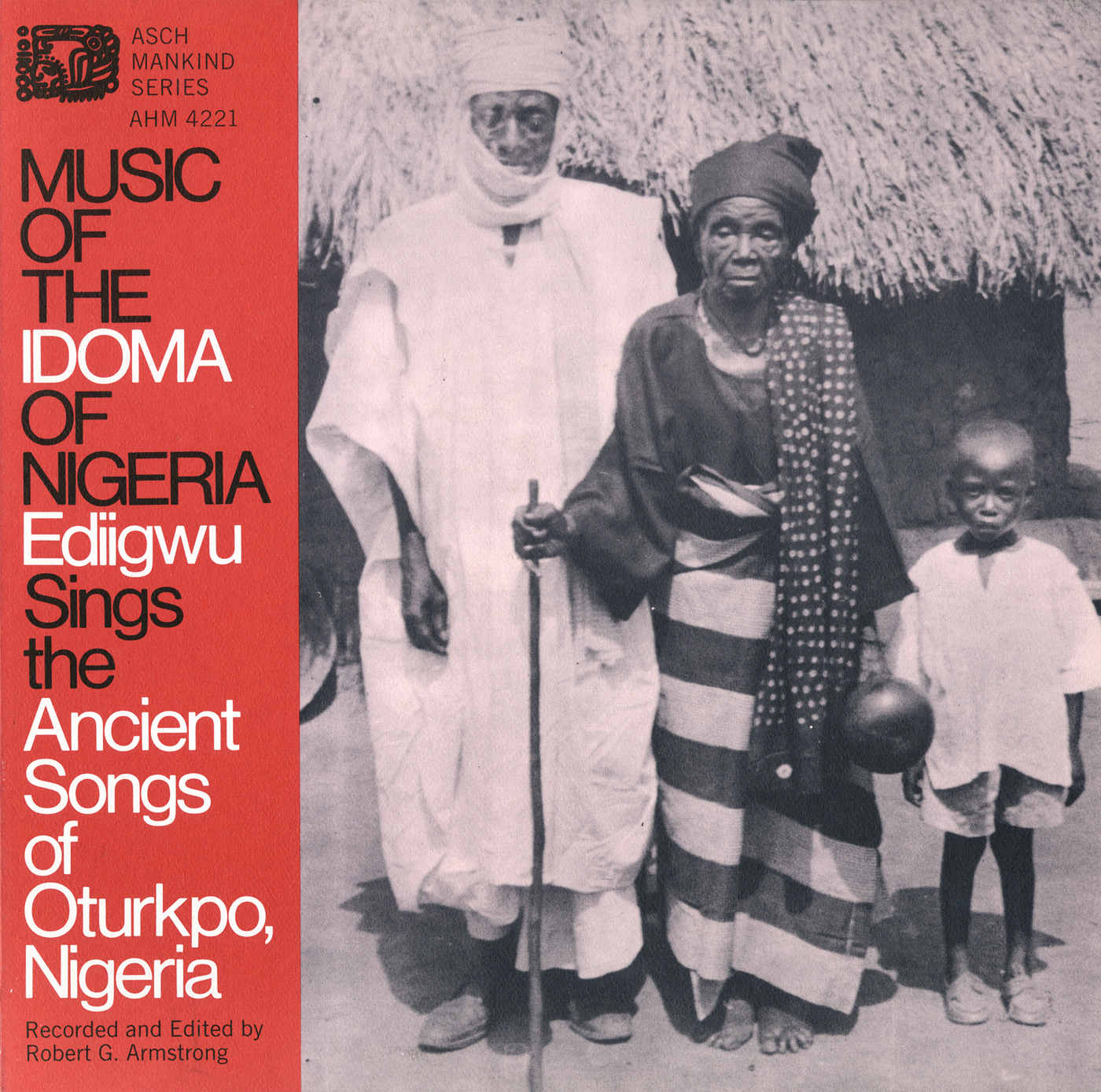 Music of the Idoma of Nigeria | Smithsonian Folkways Recordings