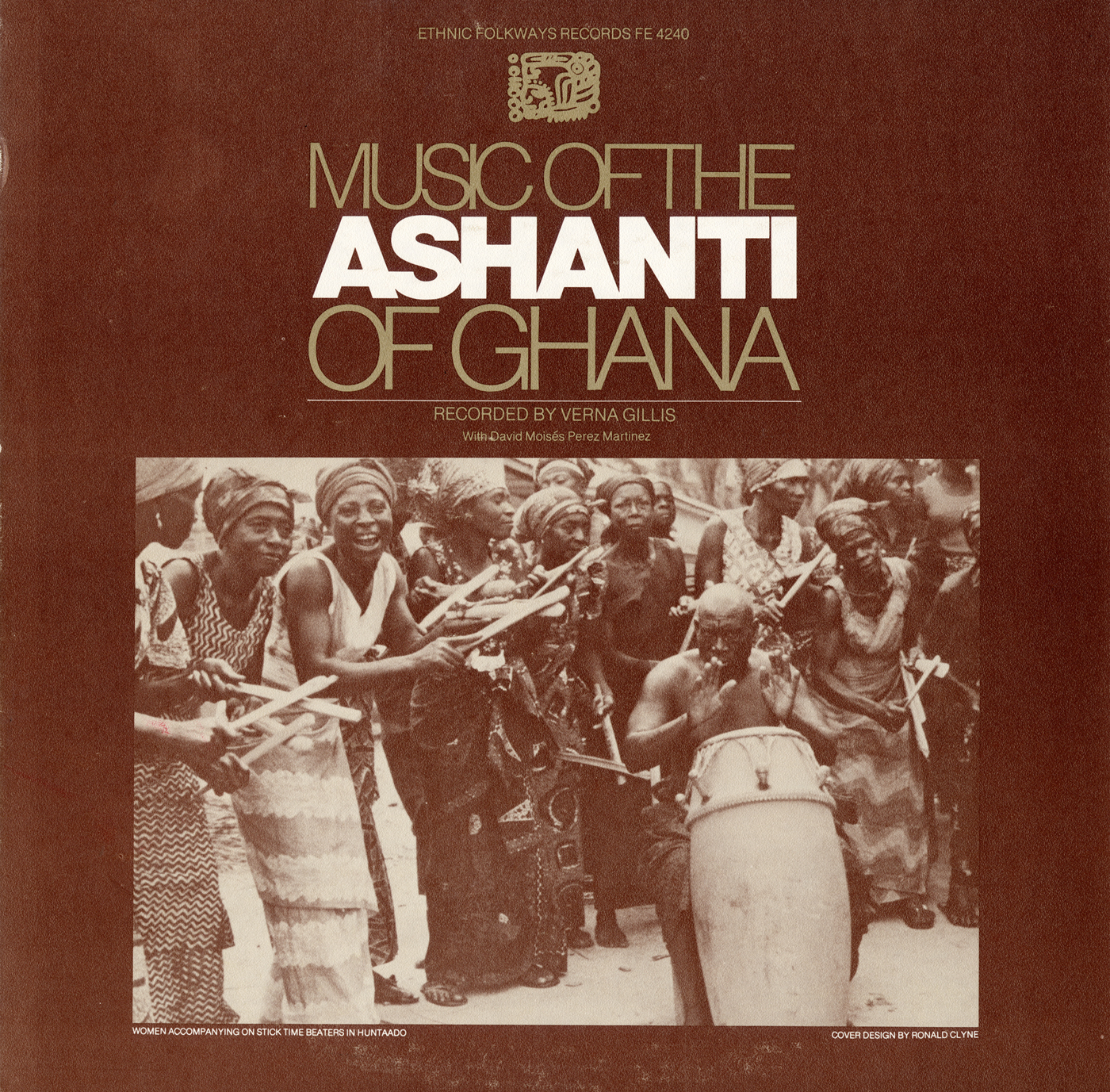 Music of the Ashanti of Ghana | Smithsonian Folkways Recordings