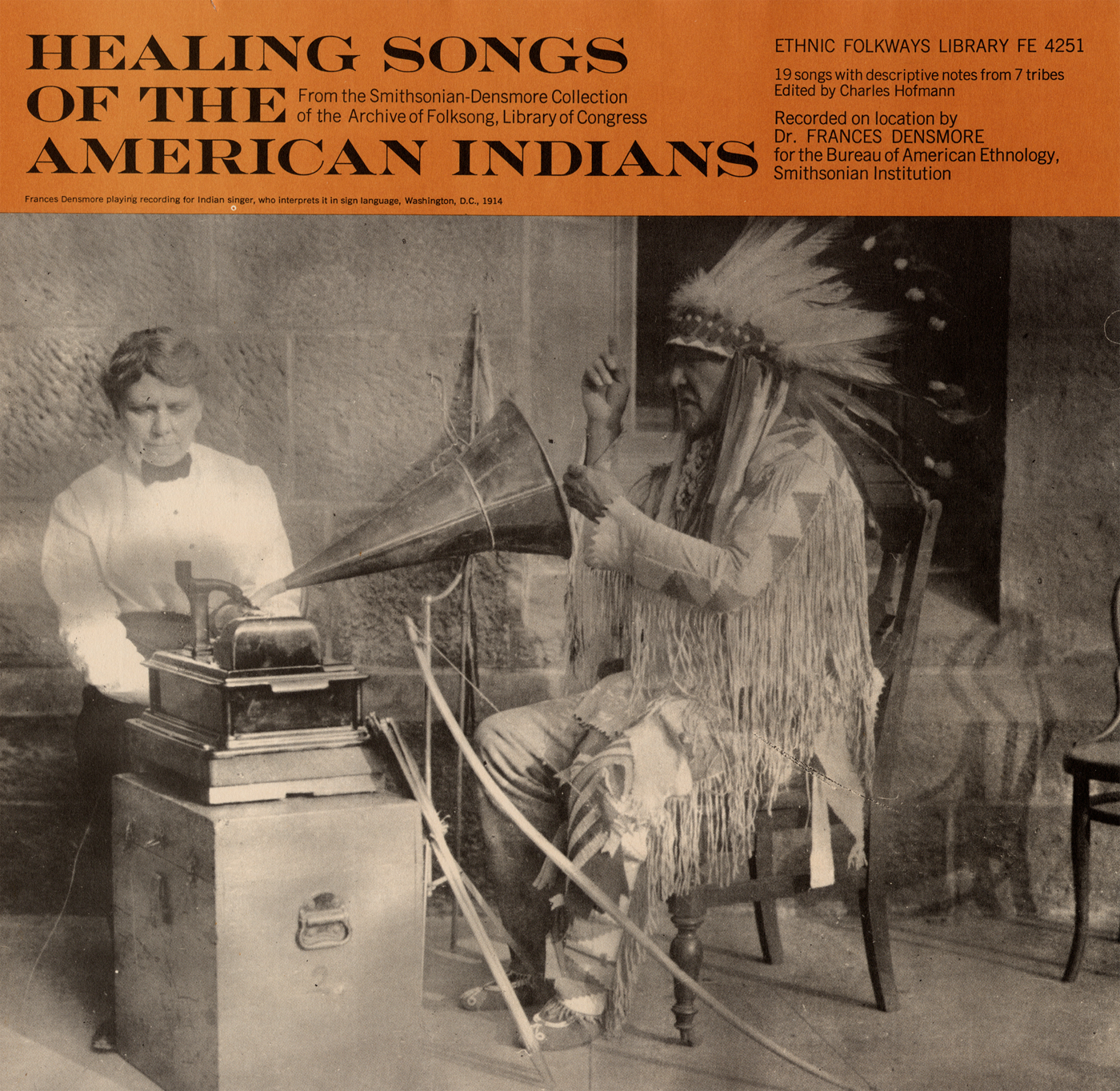 Healing Songs Of The American Indians Smithsonian