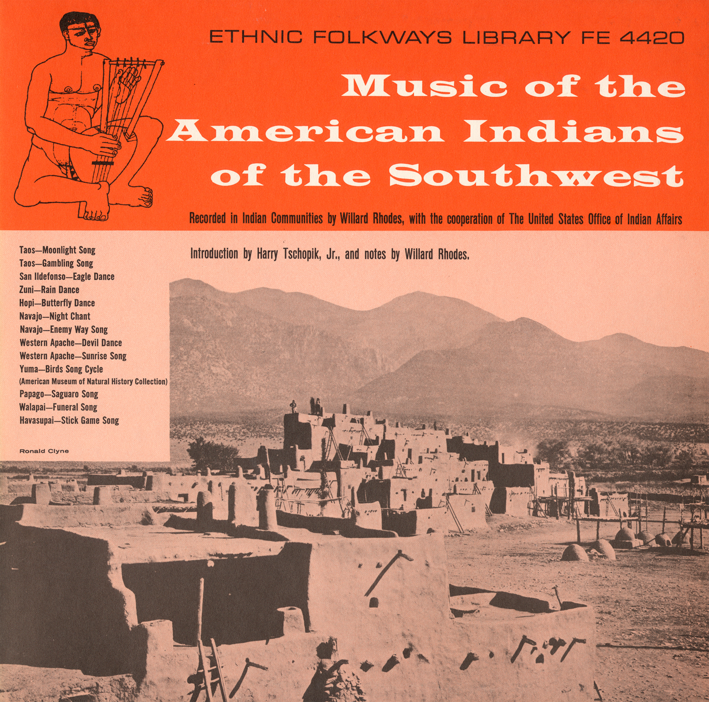 Music of the American Indians of the Southwest | Smithsonian