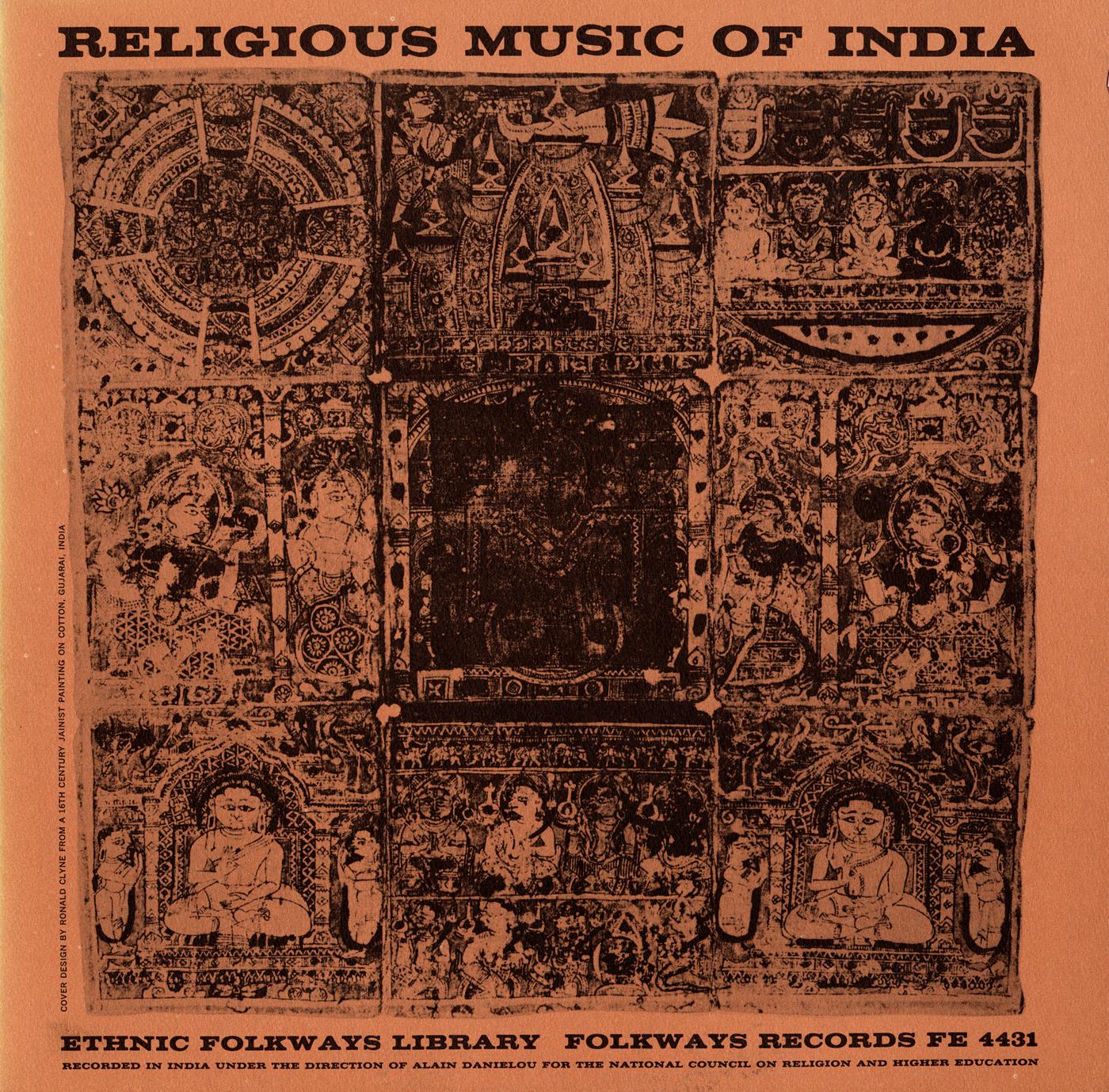 Religious Music of India | Smithsonian Folkways Recordings