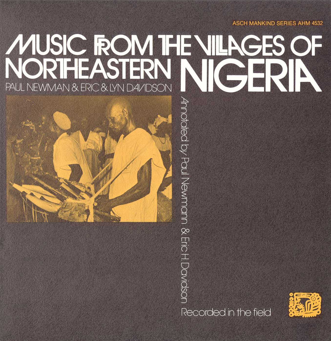 Music from the Villages of Northeastern Nigeria