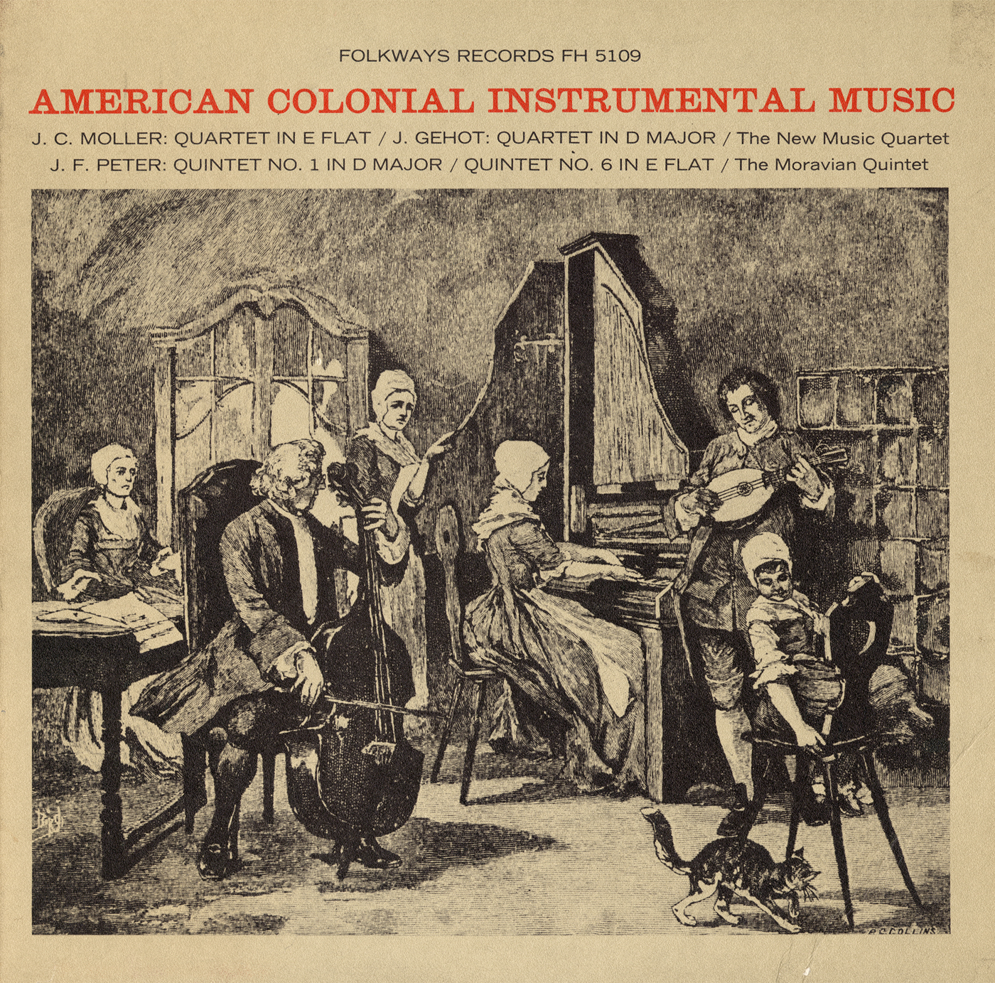 American Colonial Instrumental Music Smithsonian