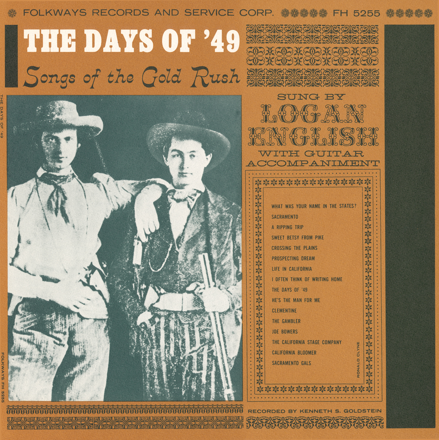The Days of '49: Songs of the Gold Rush | Smithsonian Folkways
