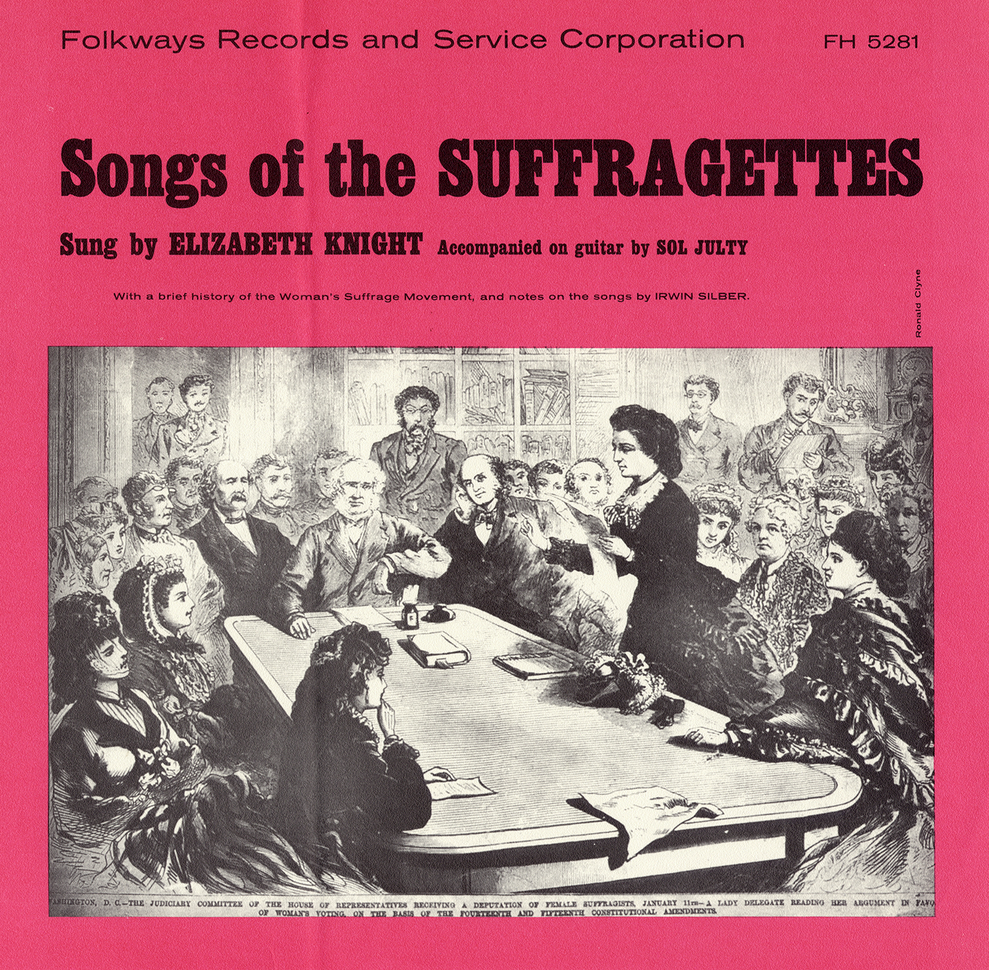 Songs Of The Suffragettes Smithsonian Folkways Recordings
