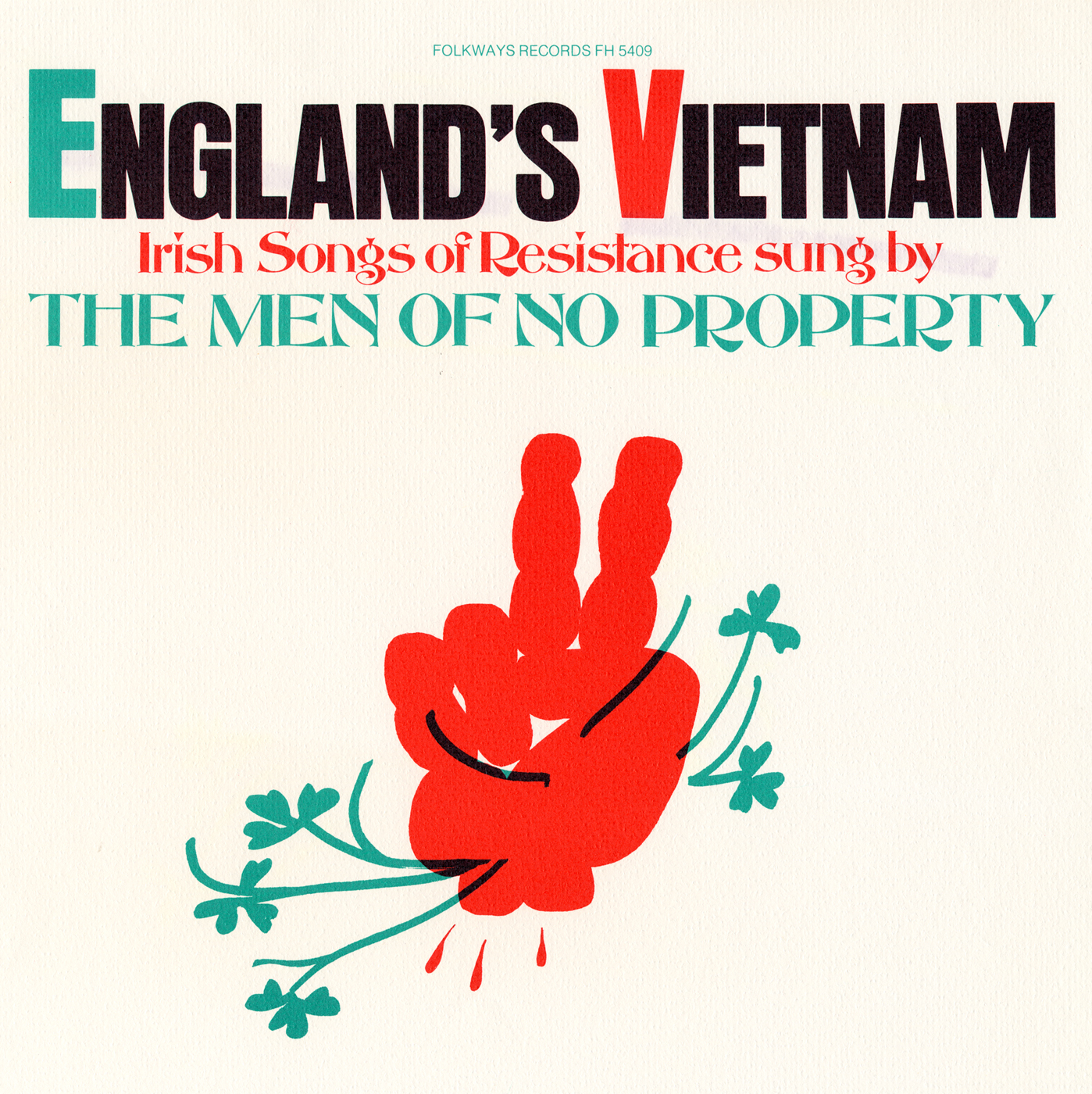 England\'s Vietnam - Irish Songs of Resistance: Sung by The Men of No ...