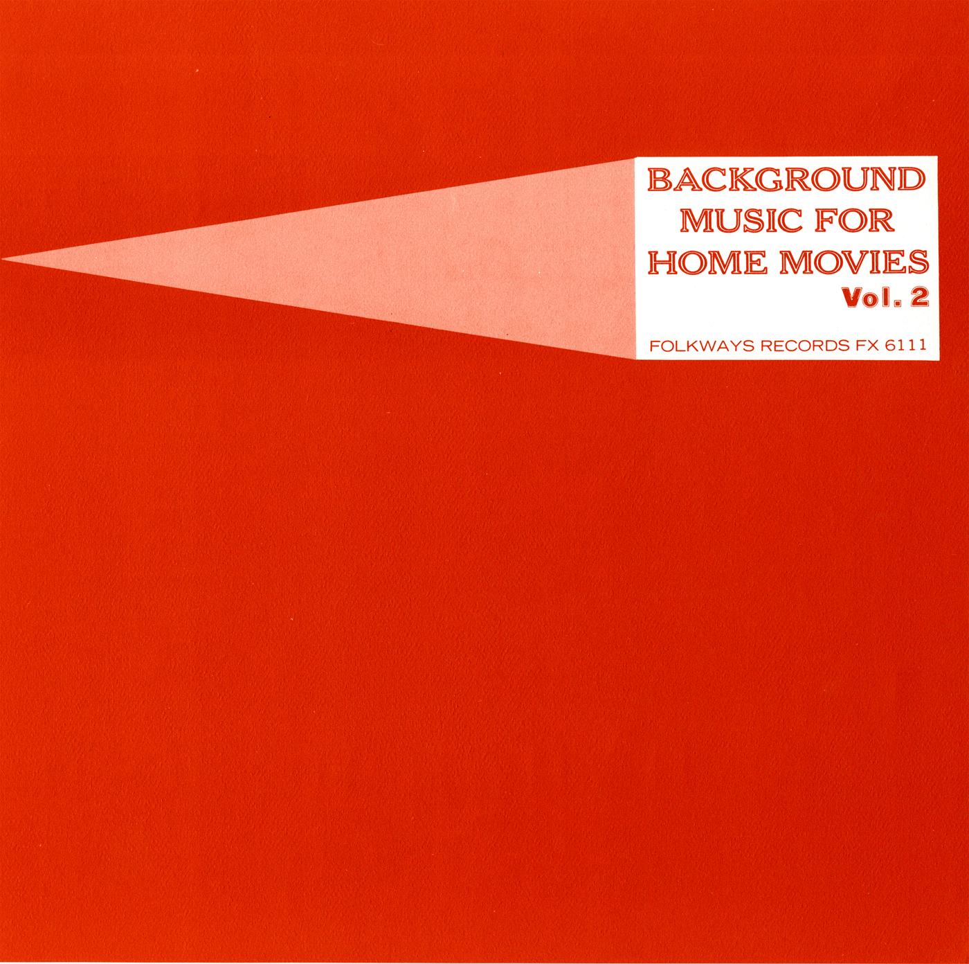 Background Music for Home Movies, Vol  2 | Smithsonian Folkways