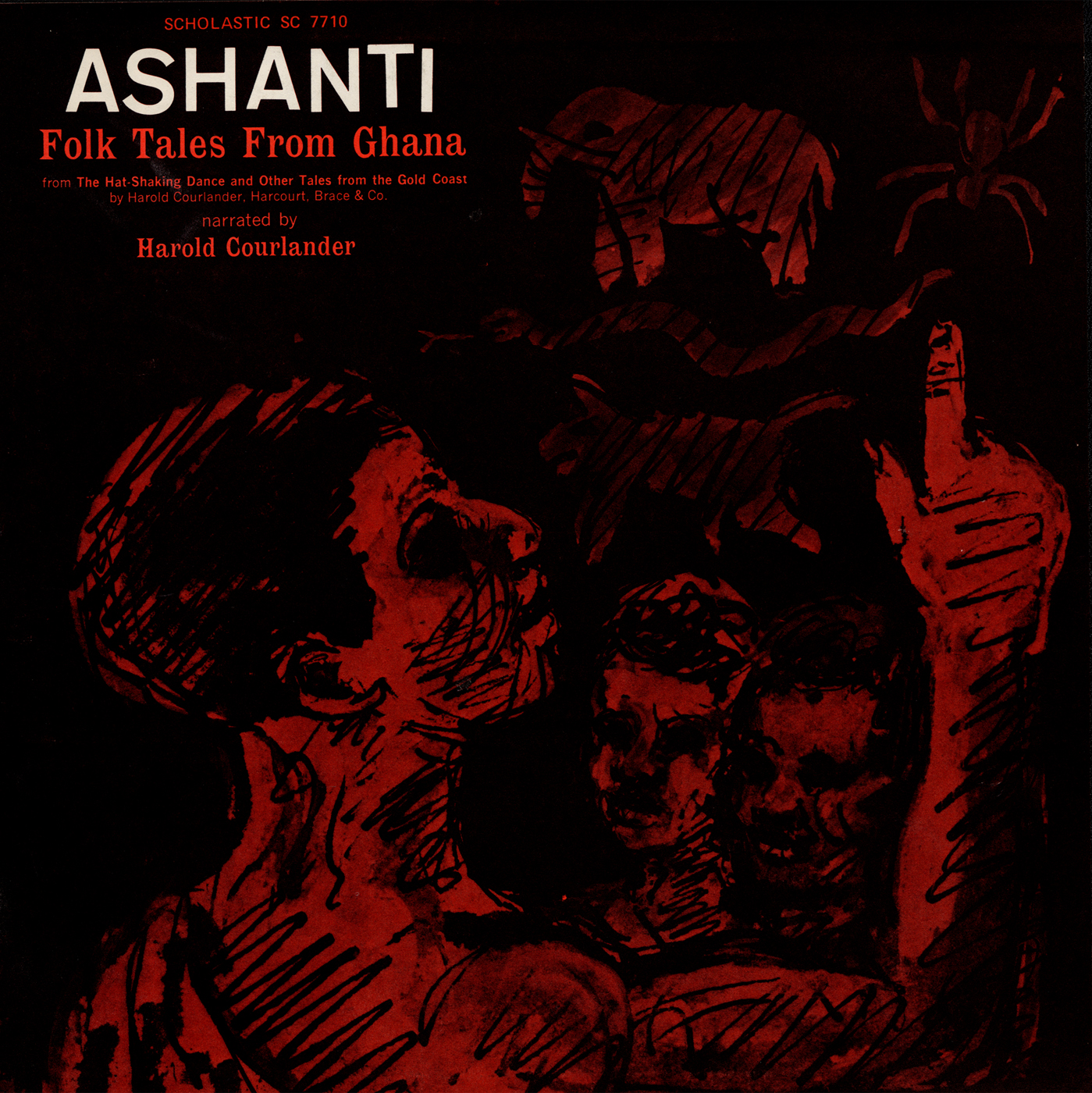 Ashanti: Folk Tales from Ghana | Smithsonian Folkways Recordings