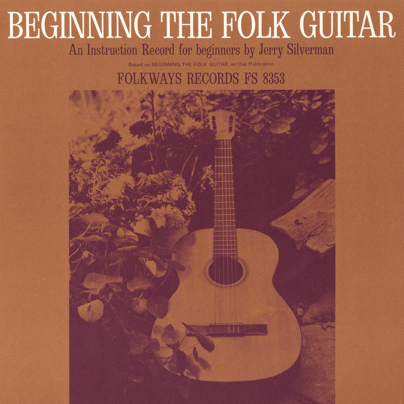 Food Book Cover Guitar : Beginning folk guitar an instruction record for beginners
