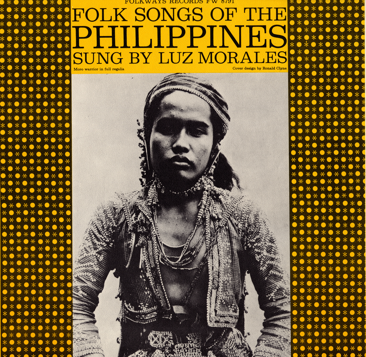Folk Songs Of The Philippines Smithsonian Folkways Recordings