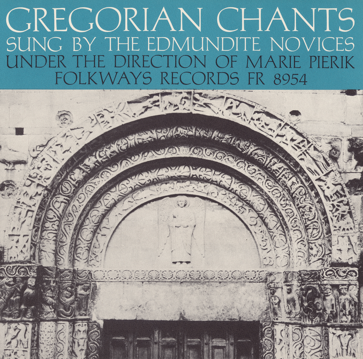 Gregorian Chants   Smithsonian Folkways Recordings