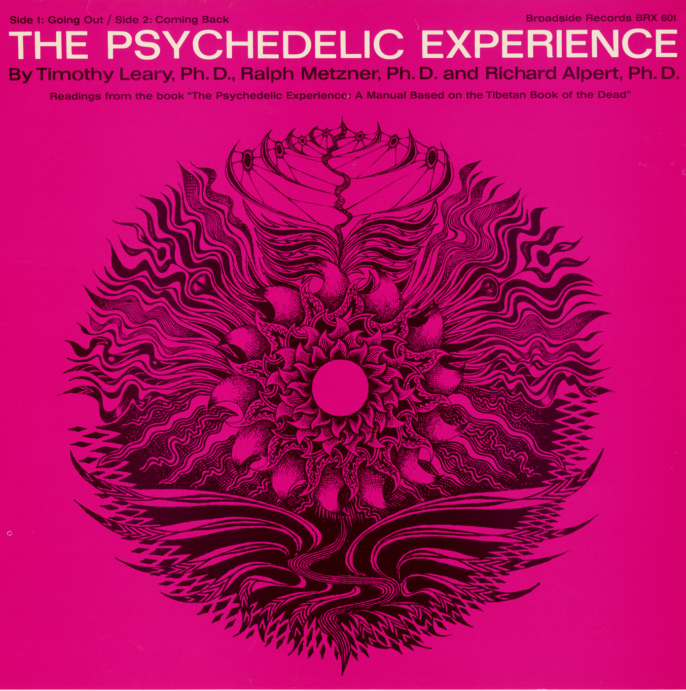 The Psychedelic Experience Smithsonian Folkways Recordings