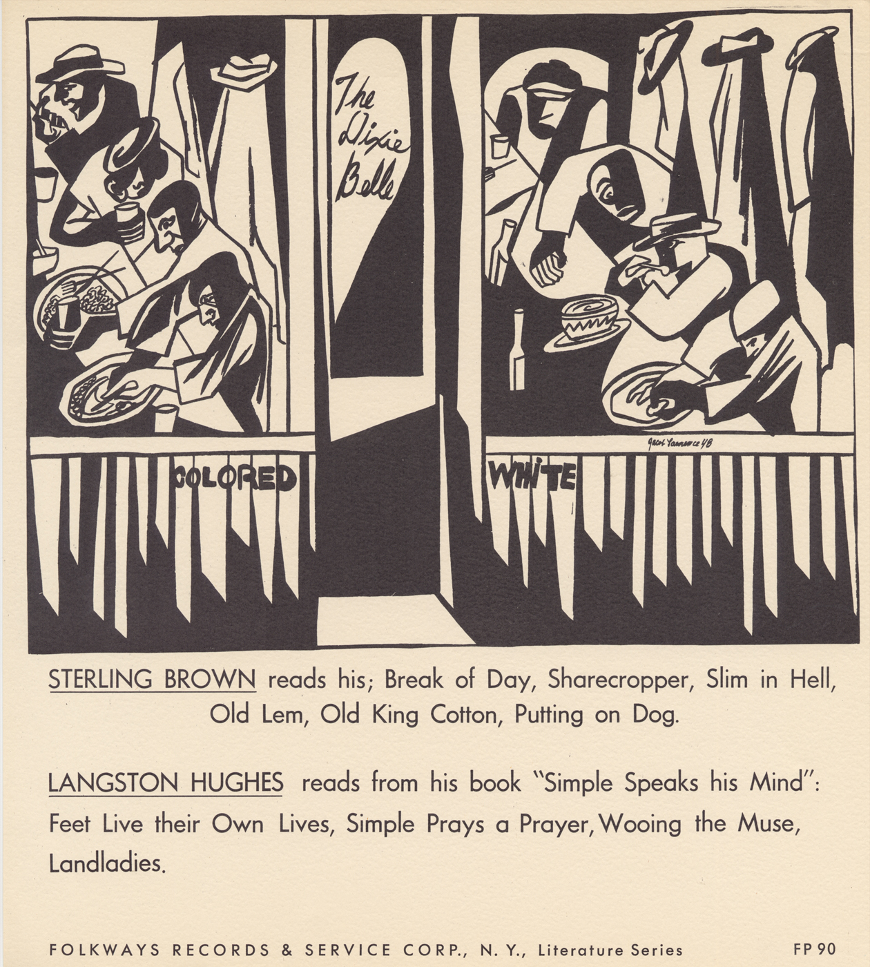 a history of langston hughes an outsiders voice of the people