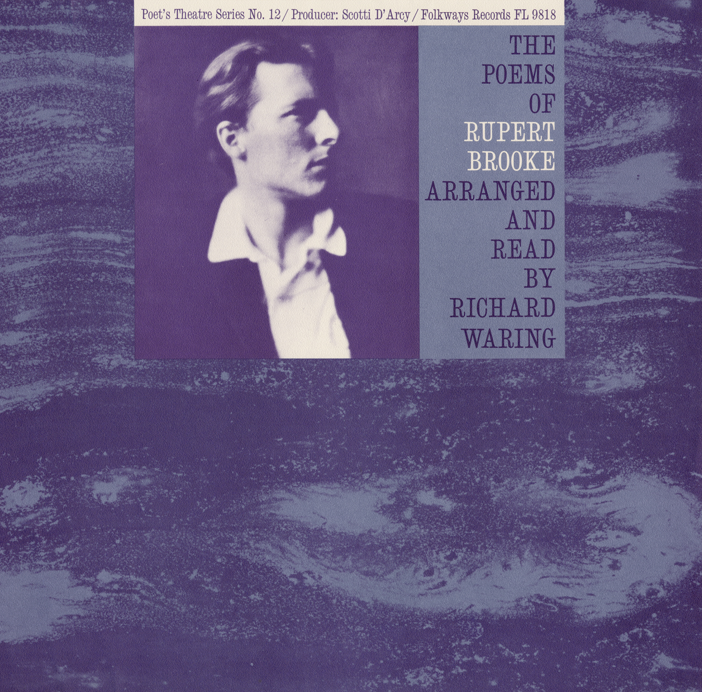 The Poems Of Rupert Brooke Arranged And Read By Richard