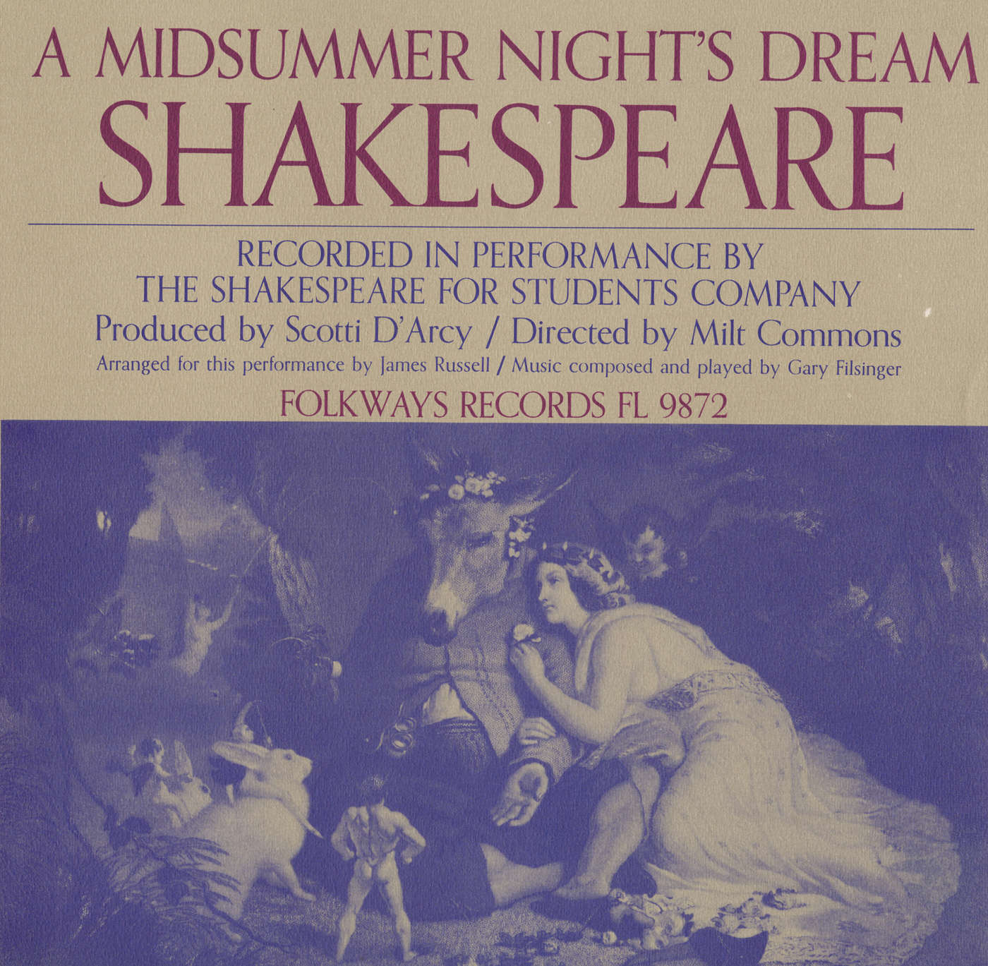 an overview of the themes in a midsummer nights dream a play by william shakespeare Amazoncom: a midsummer night's dream (sparknotes literature guide) (sparknotes literature guide series) (9781586634049): william shakespeare, sparknotes: books.