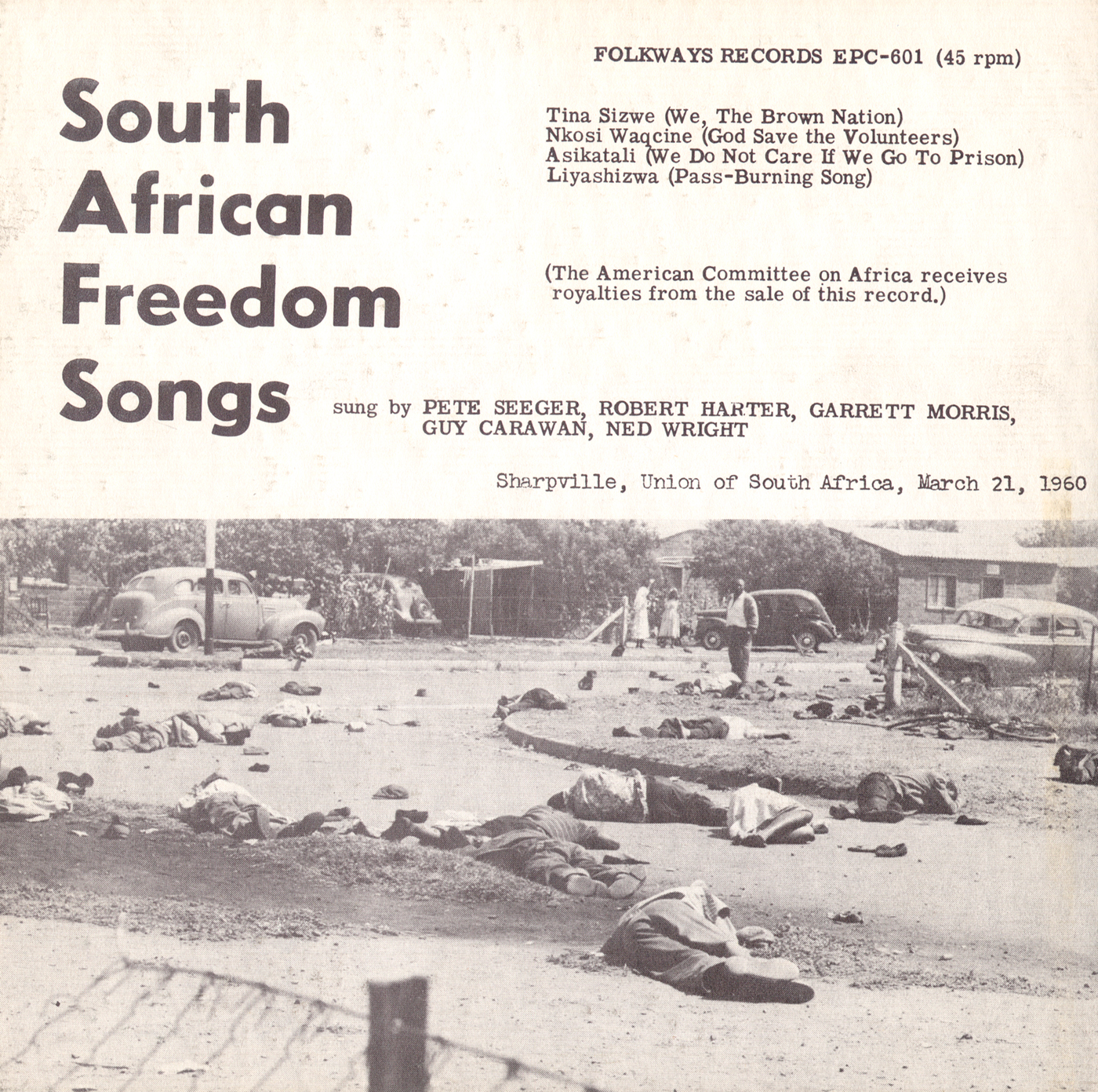 This land is mine: south african freedom songs | smithsonian.