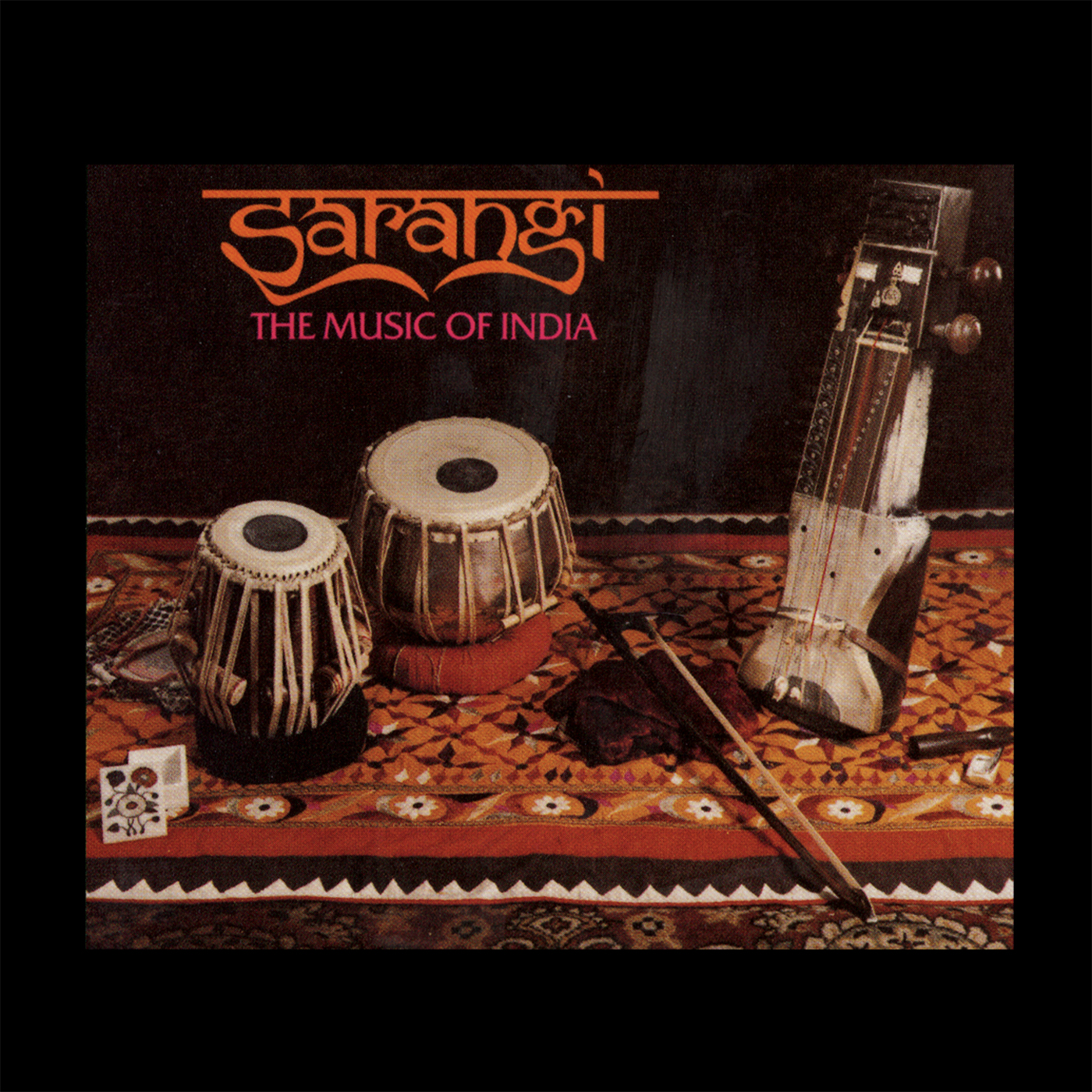 Sarangi The Music Of India Smithsonian Folkways Recordings