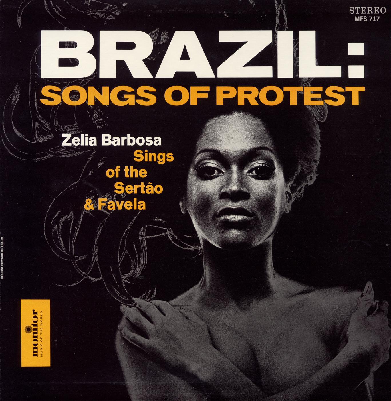 zelia barbosa brazil songs of protest