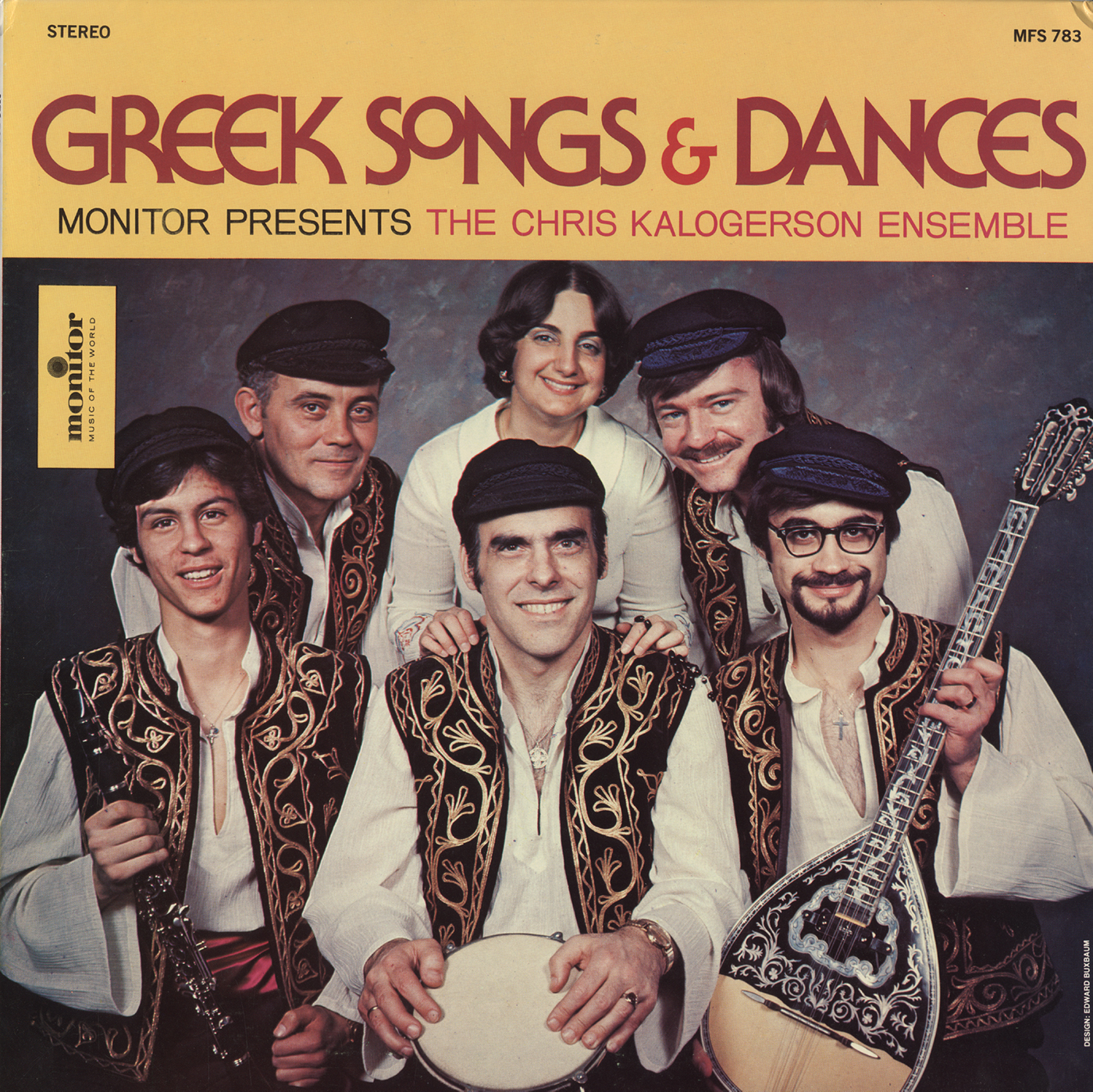 Greek Songs and Dances | Smithsonian Folkways Recordings