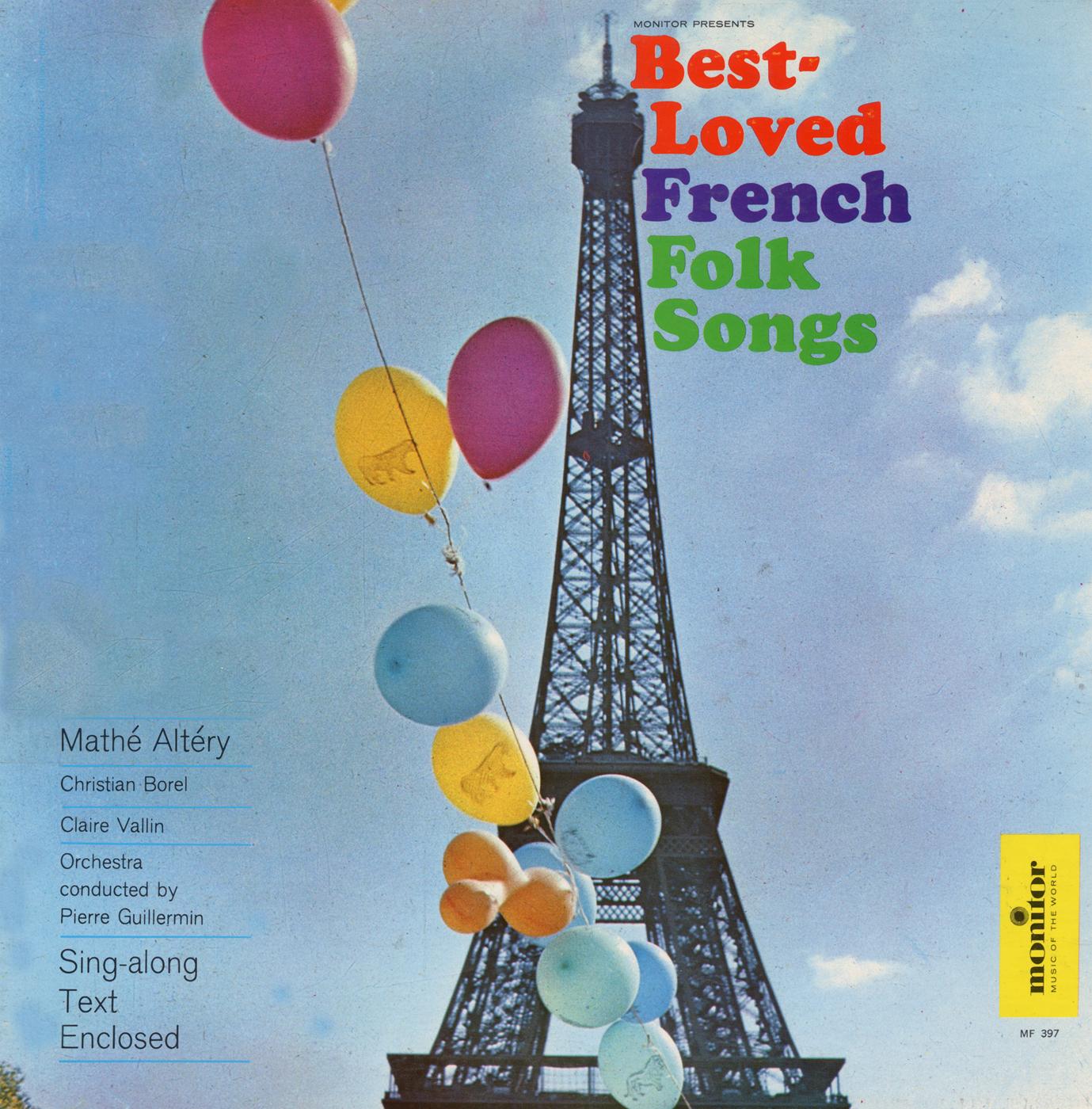 24 Best-Loved French Folk Songs   Smithsonian Folkways Recordings