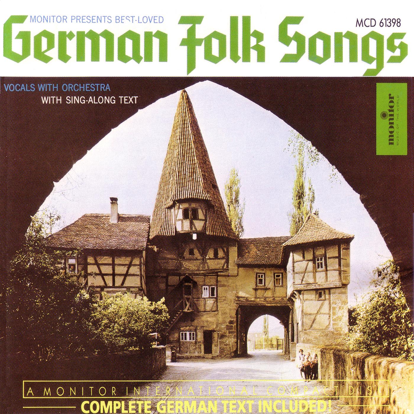 20 Best-Loved German Folk Songs | Smithsonian Folkways Recordings