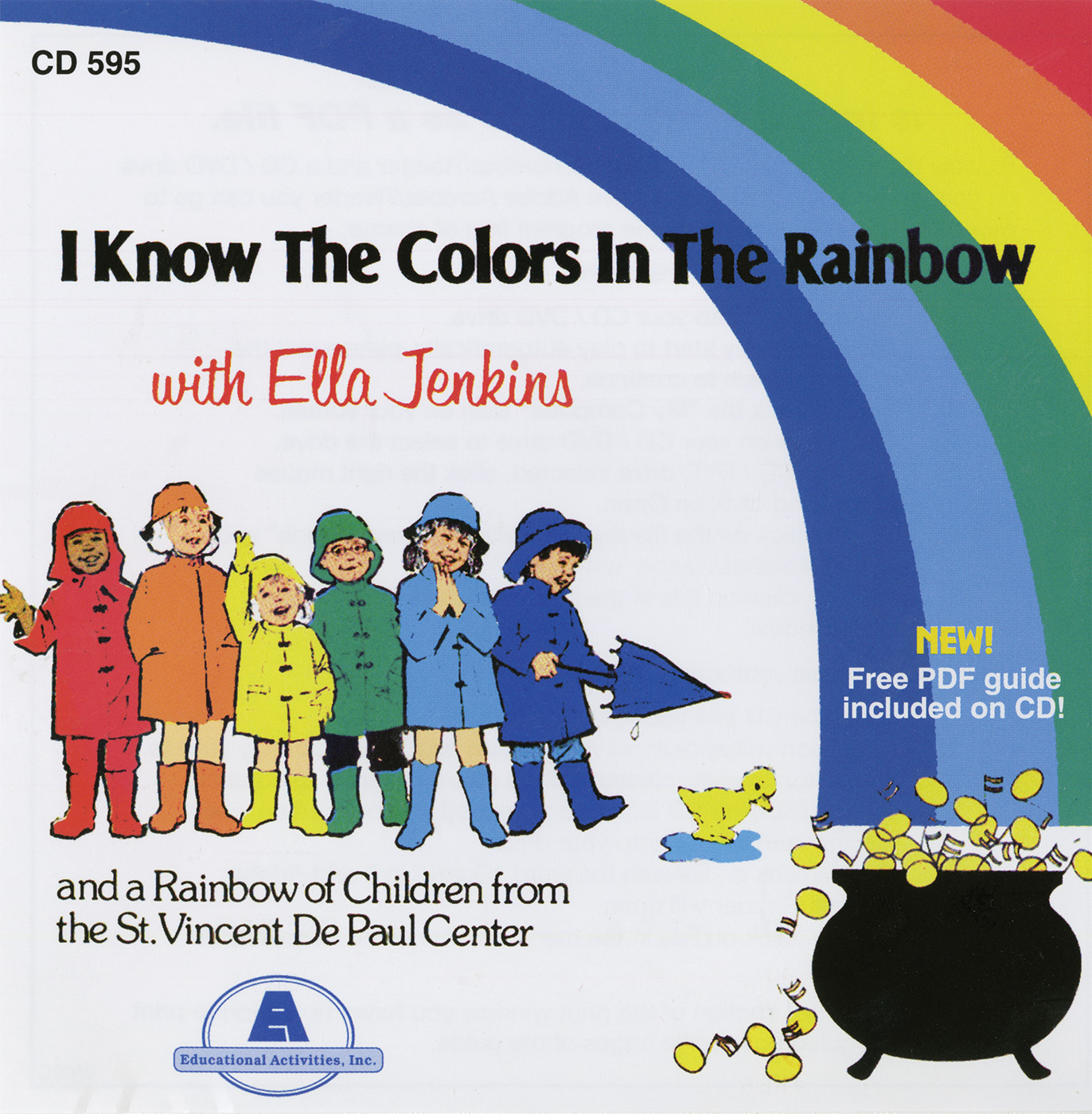 I Know The Colors In The Rainbow Smithsonian Folkways Recordings