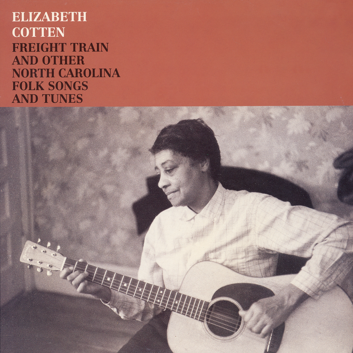 Folksongs and Instrumentals with Guitar | Smithsonian Folkways