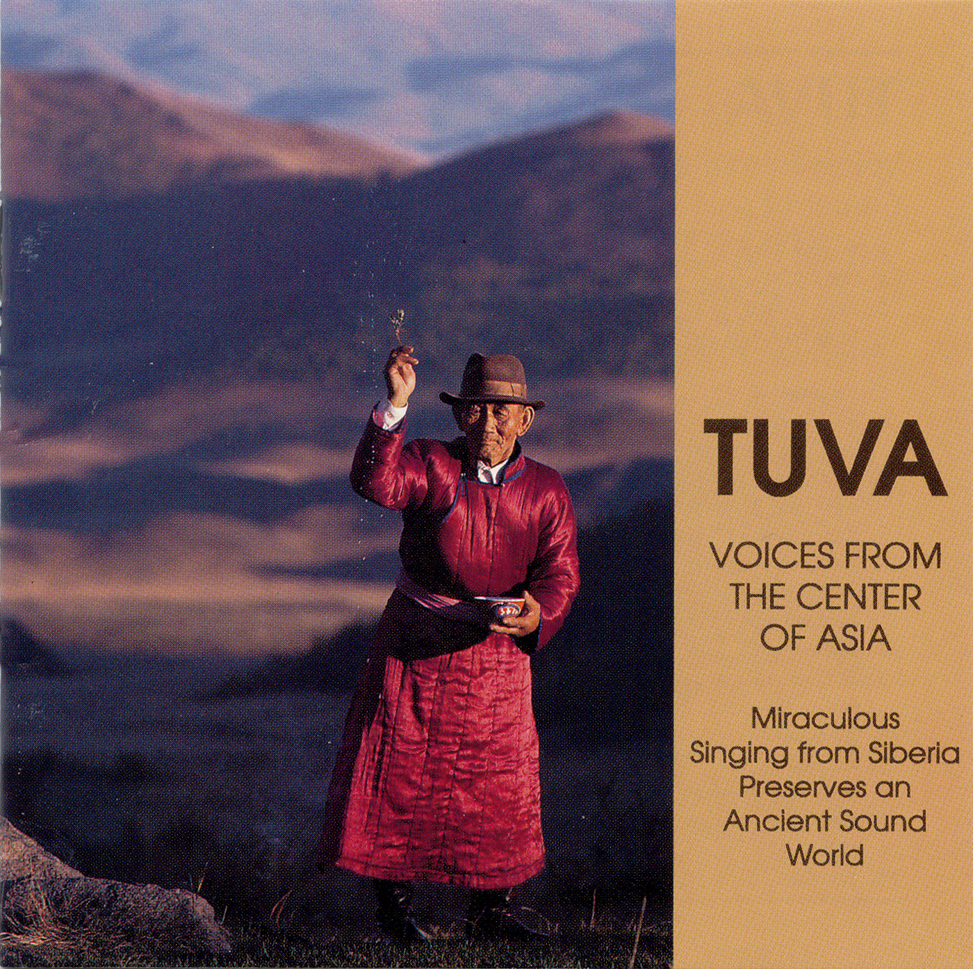 tuva  voices from the center of asia