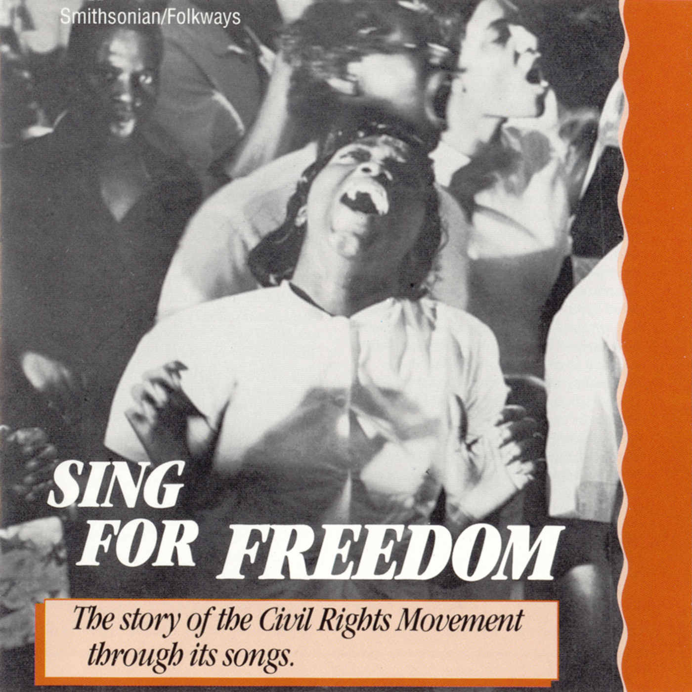 Sing For Freedom The Story Of The Civil Rights Movement