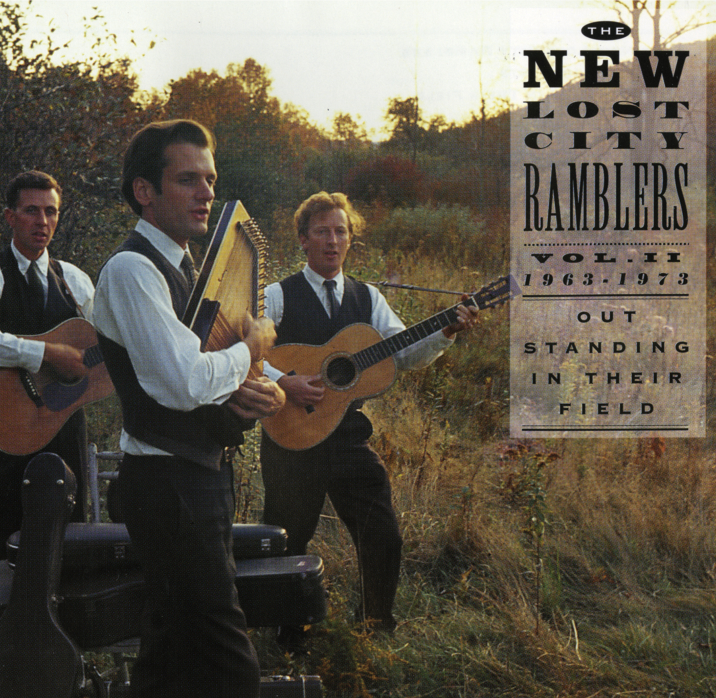 out standing in their field  the new lost city ramblers
