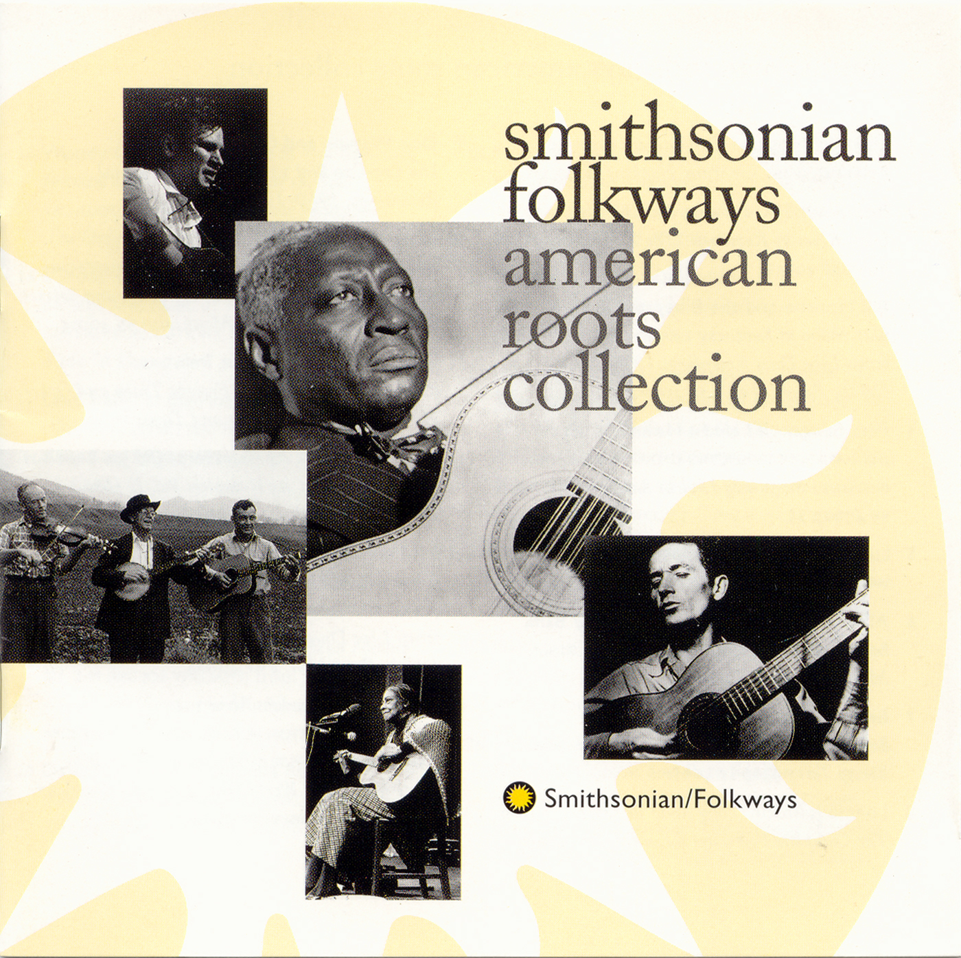 Smithsonian Folkways American Roots Collection -9591