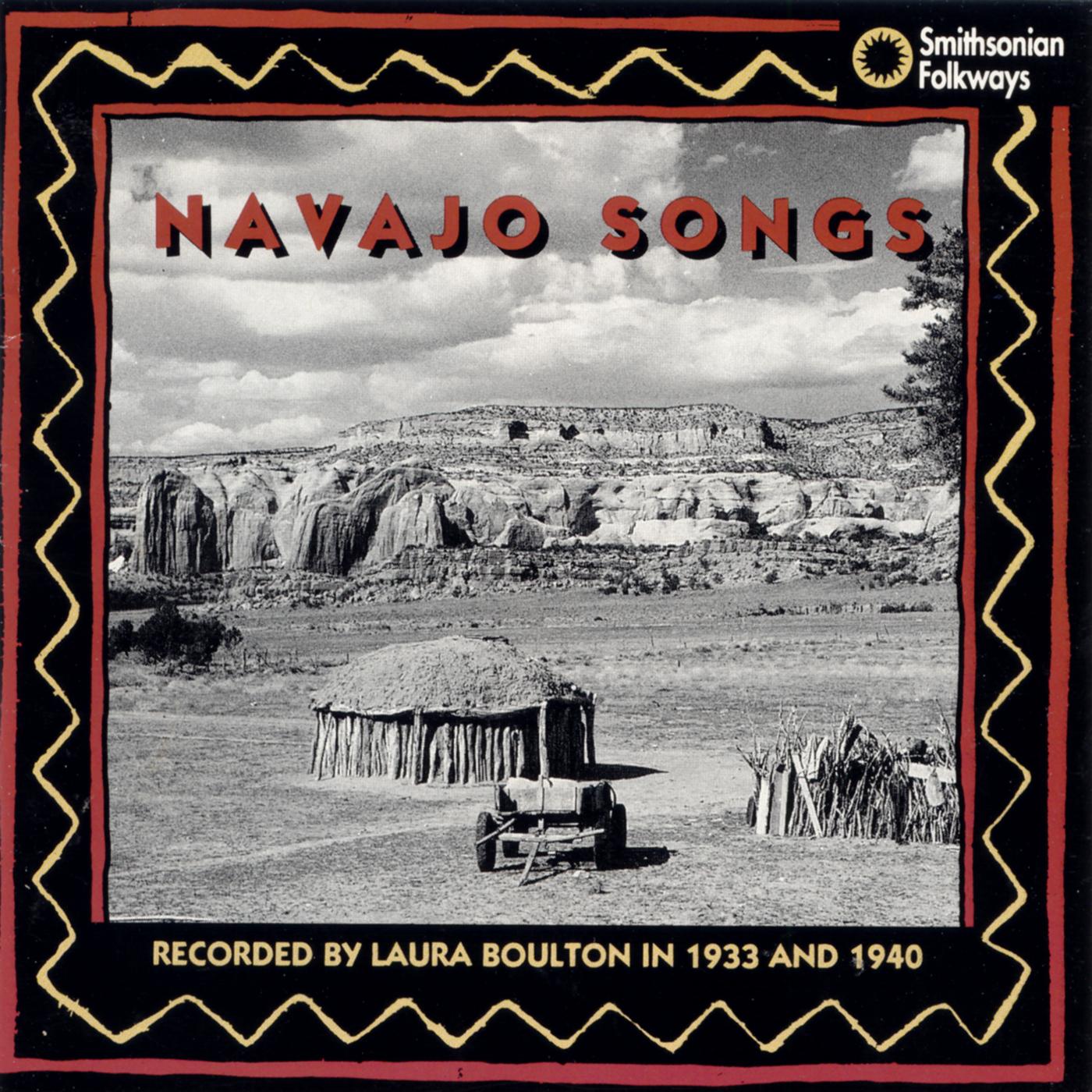 Navajo Songs | Smithsonian Folkways Recordings
