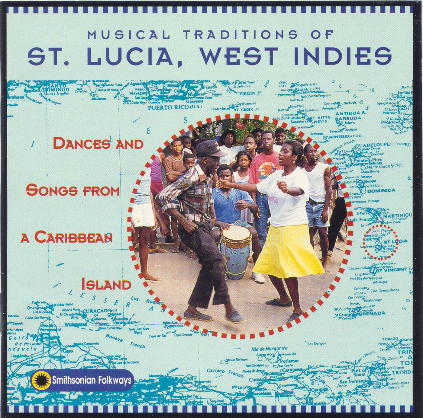 Musical Traditions Of St Lucia West Indies Smithsonian
