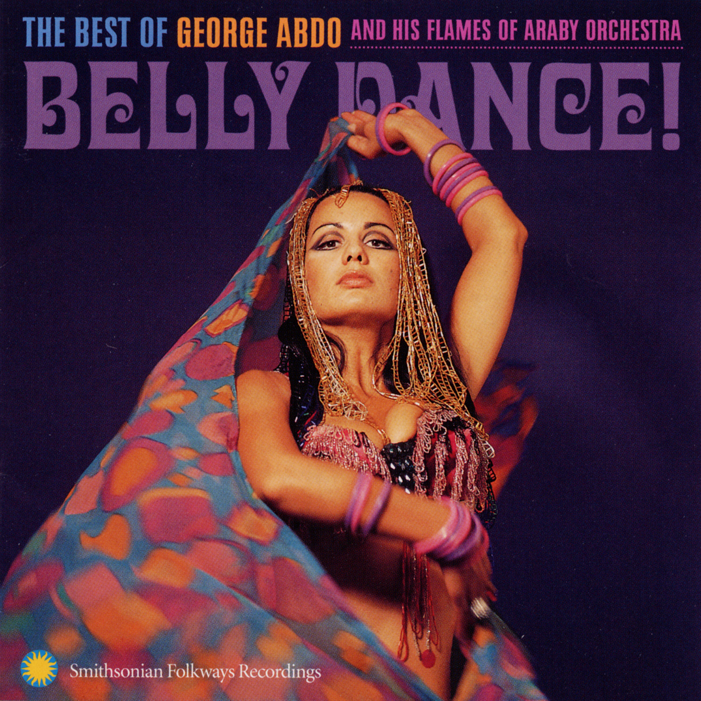 Smithsonian Folkways Belly Dance The Best Of George
