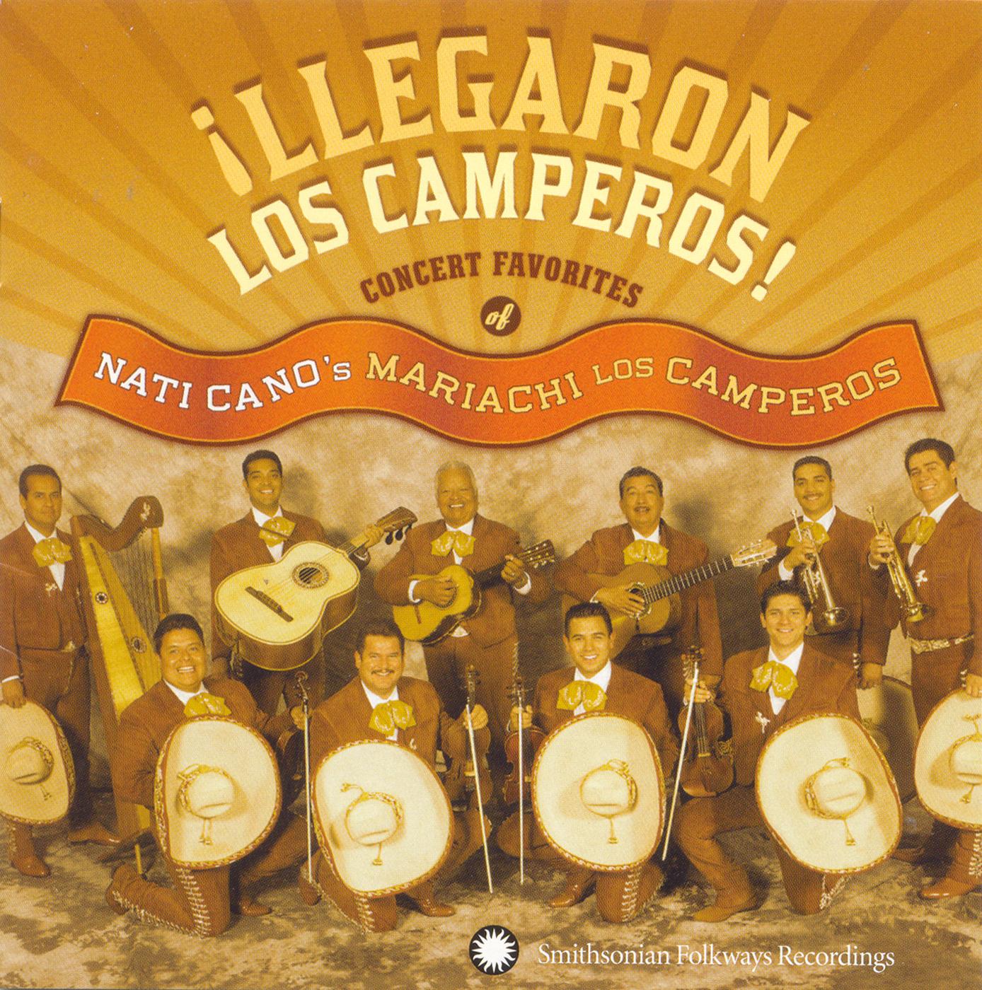Llegaron Los Camperos! | Smithsonian Folkways Recordings