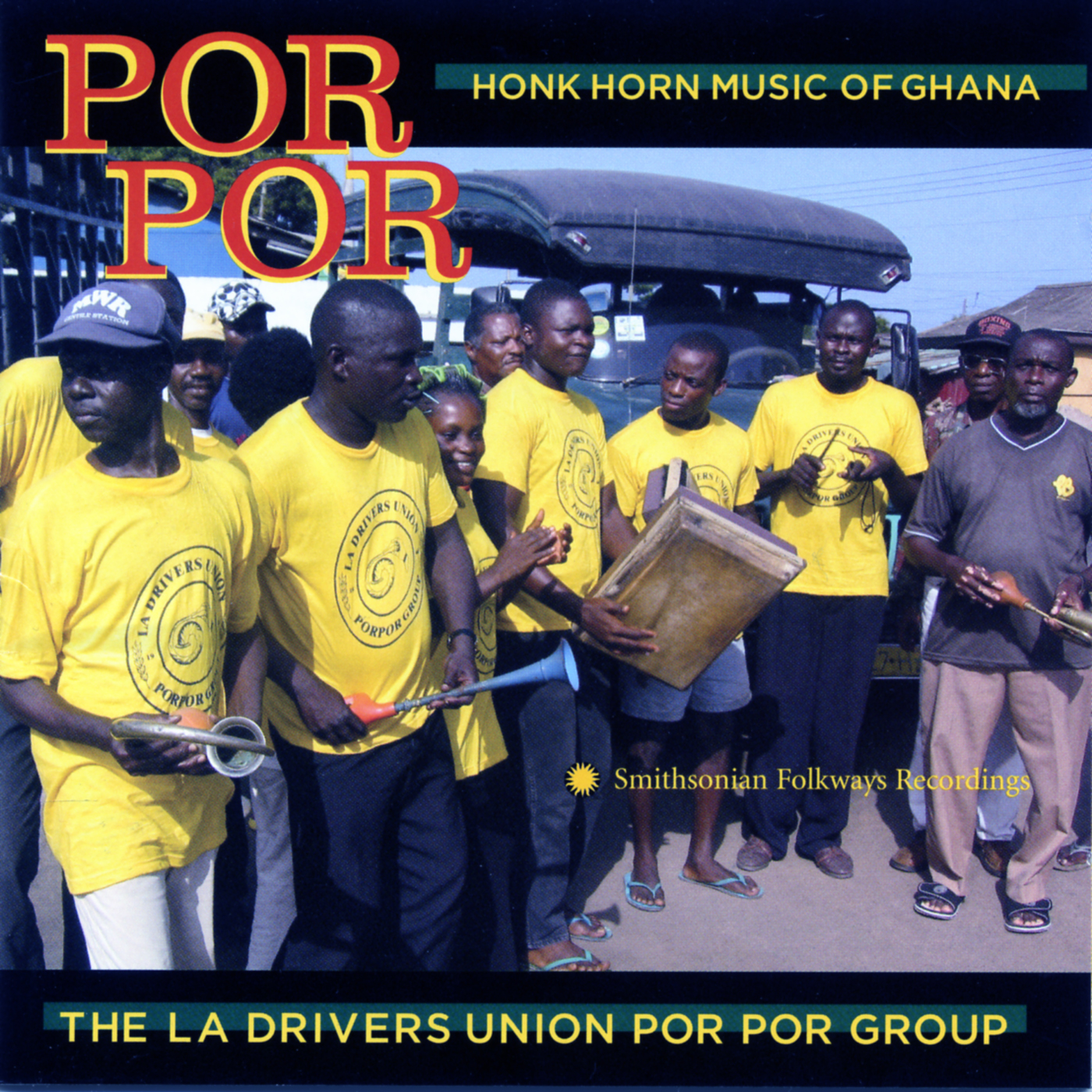 They're Ghana Love It!: Experiences with Ghanaian Music for