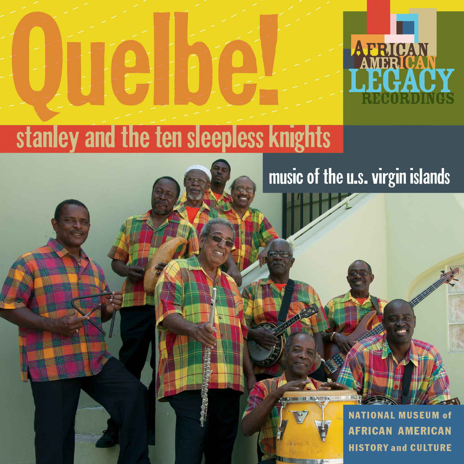 Quelbe! Music of the U S  Virgin Islands | Smithsonian Folkways