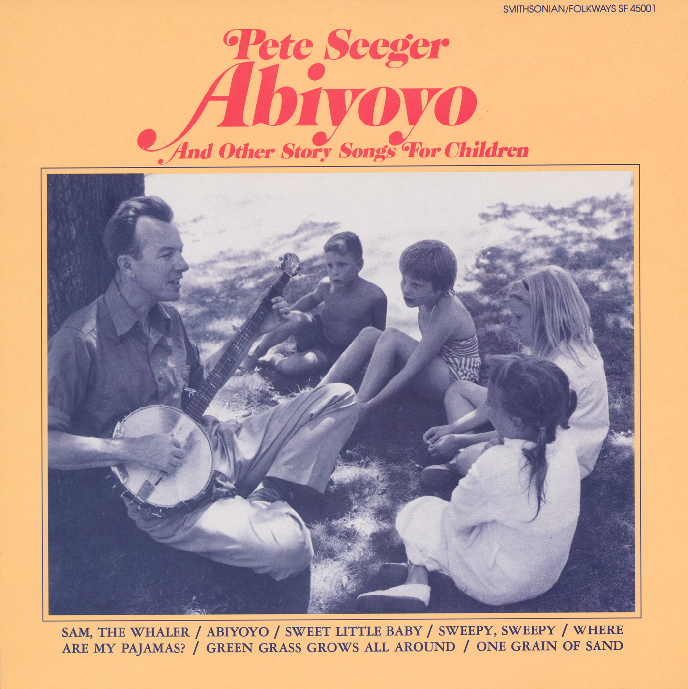 abiyoyo and other story songs for children smithsonian folkways