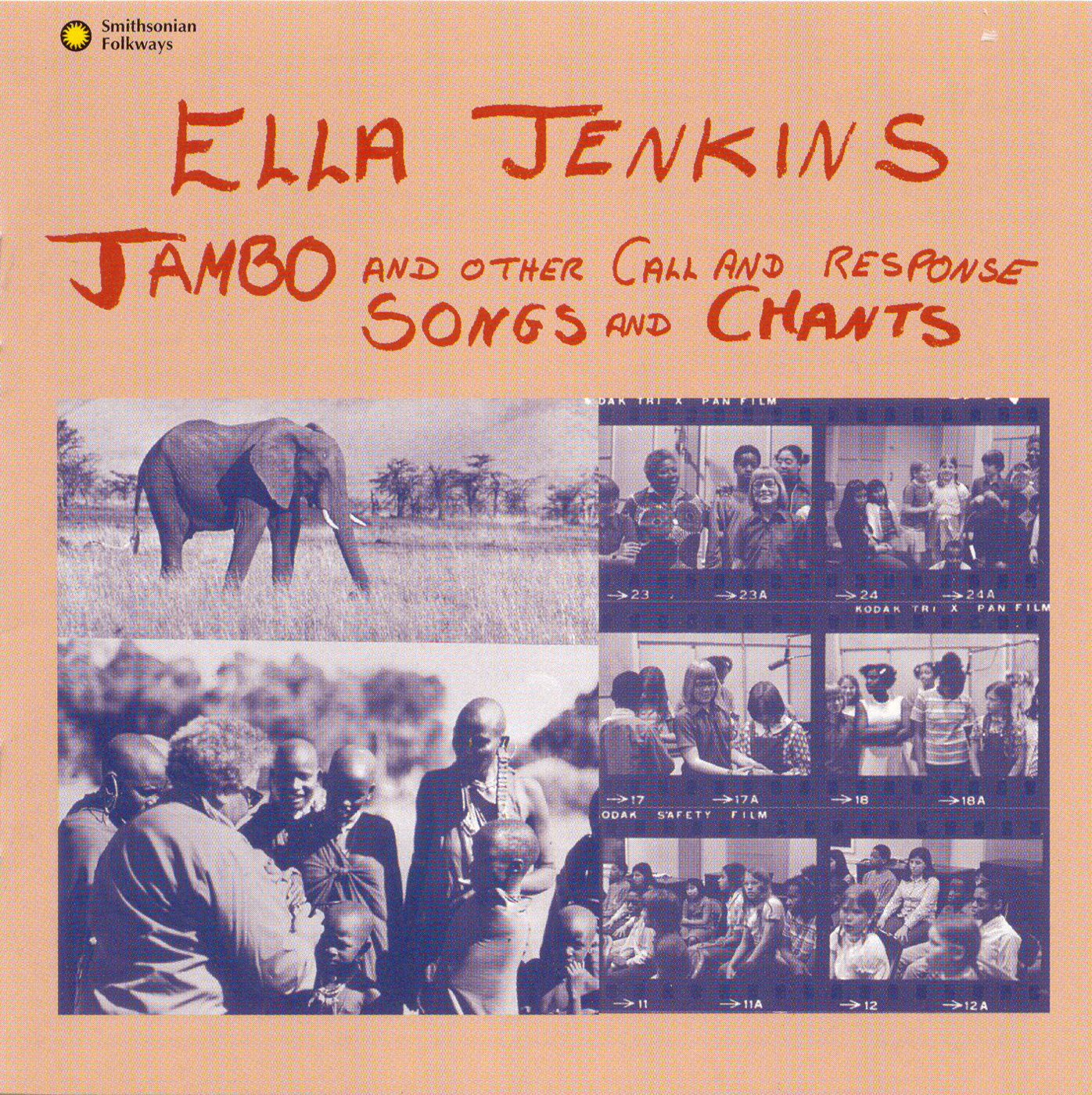 Jambo And Other Call And Response Songs And Chants Smithsonian