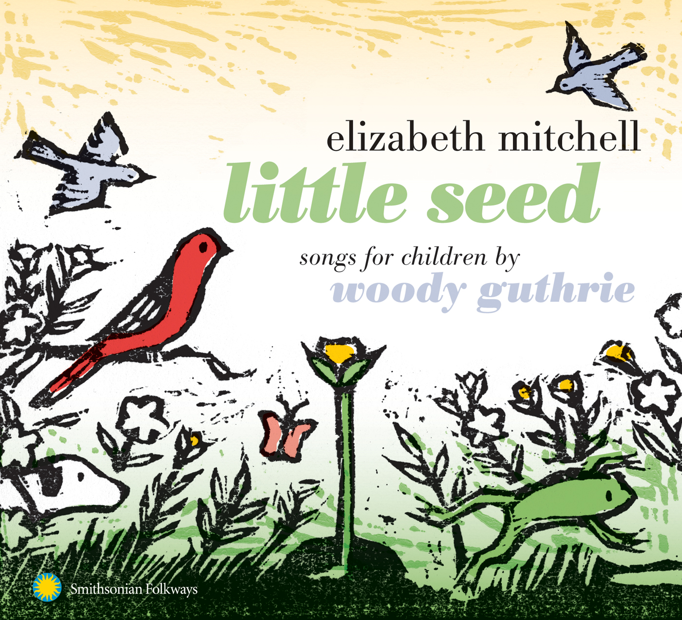 little seed songs for children by woody guthrie - Animals Singing Christmas Songs