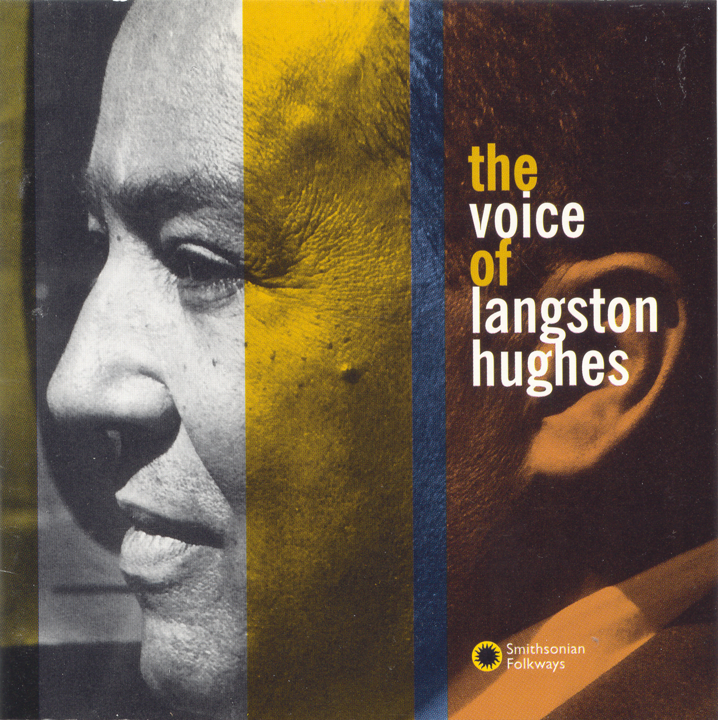 The Voice Of Langston Hughes Smithsonian Folkways
