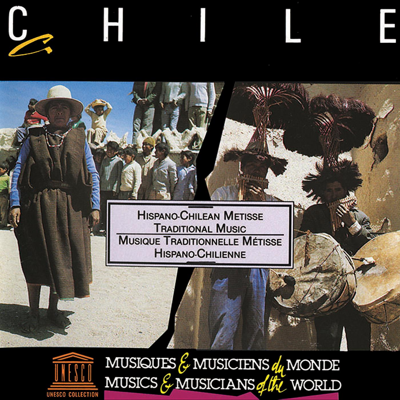 Chile: Hispano-Chilean Metisse Traditional Music