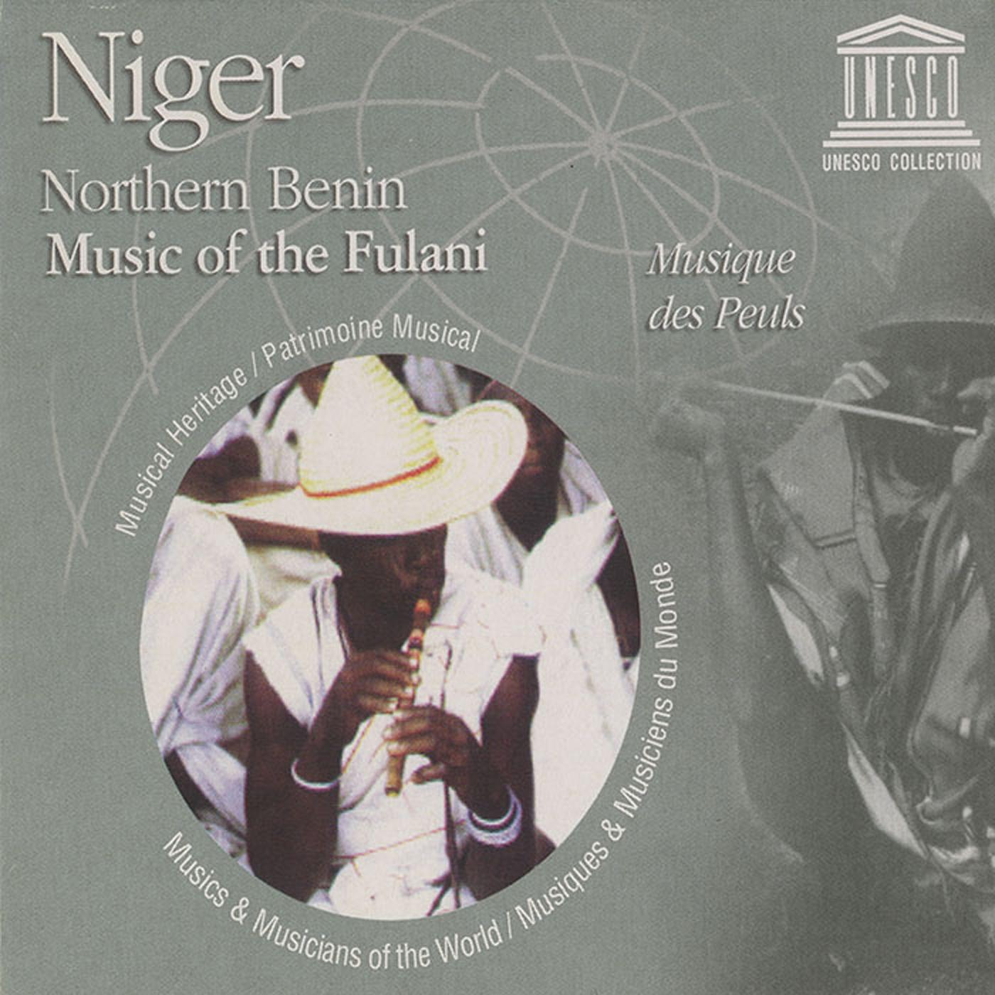 Niger / Northern Benin: Music of the Fulani | Smithsonian Folkways